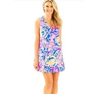 Lilly Pulitzer Sleeveless Essie Dress, M